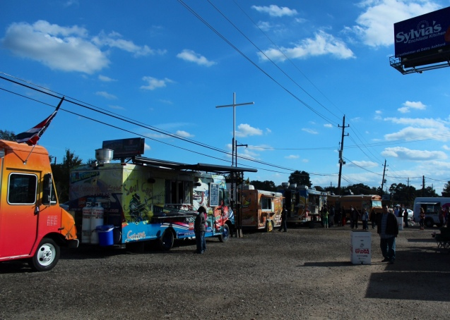 Plenty of Food Truck Options for everyone