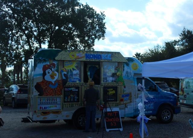 The Kona Ice Truck