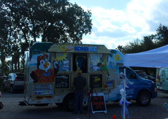 The Kona Ice Truck