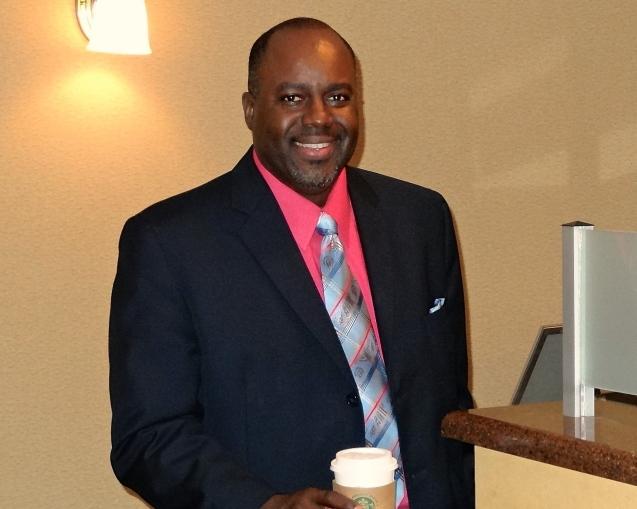 Kenneth with Tea
